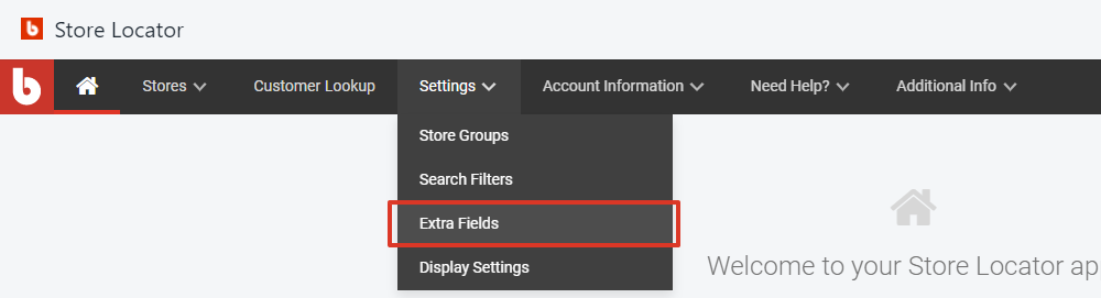 select extra fields