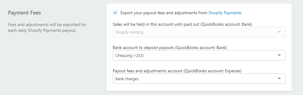 Quickbooks Payment Fees