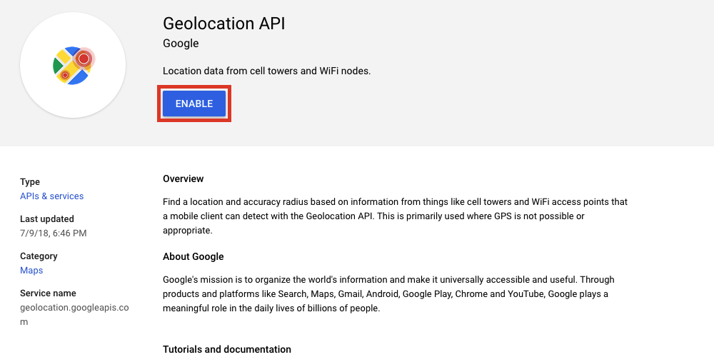Add Google Maps API to Store Locator – Bold Commerce Help Center